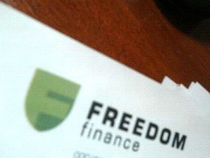 Fridom-Finans